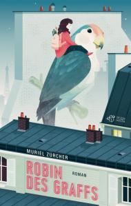 ZURCHER Muriel. – Robin des graffs